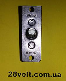 Переключатель ППН-45 однополюсный перекидной переключатель (тумблер, выключатель) на 3 положения