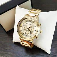 Стильные Мужские Наручные Часы + Подарочная упаковка