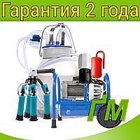Масляный доильный аппарат Буренка-1 Стандарт 3000