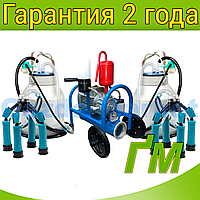 Масляный доильный аппарат Буренка-2 Стандарт 3000