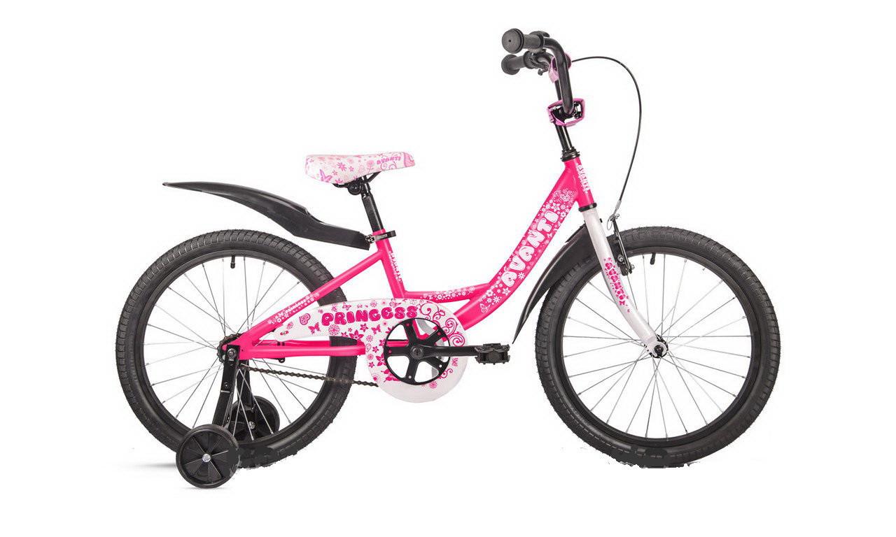 "Велосипед AVANTI PRINCESS 16"" coaster рожевий AV000098"
