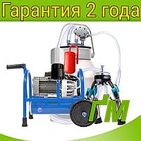 Масляный доильный аппарат Буренка-1 Евро 3000