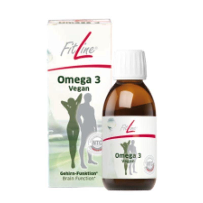 Omega 3+E Vegan 125 мл