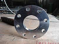 Пищевой нержавеющий фланец AISI 304 DN 40  PN 16 (Труба 48,3 мм)