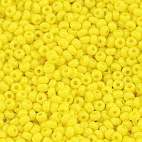 Бисер Preciosa Чехия №83110 1г, желтый лимонный, натуральный