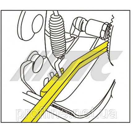 Приспособление для снятия пружин тормозных колодок 5576 JTC, фото 2