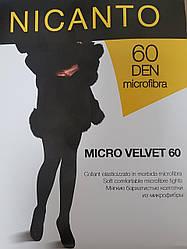 Женские бархатные колготки NICANTO