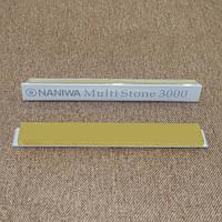 Абразивный точильный камень для заточки NANIWA Multi Stone Series 3000grit (150x20x7мм)