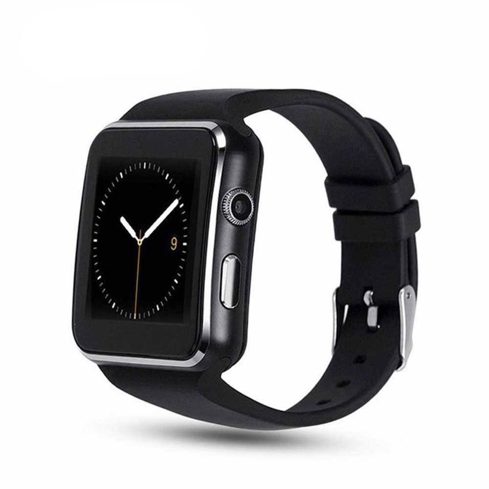 Розумні годинник Smart Watch X6 (Black)
