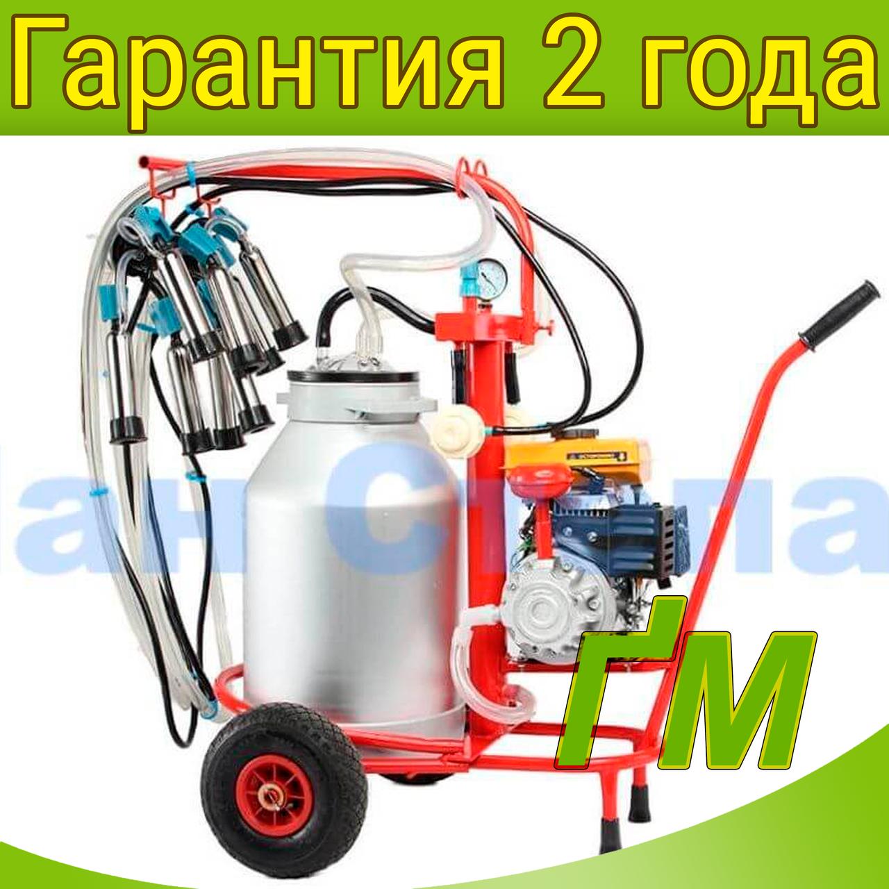 Доильный аппарат Березка-2 МОТО (бензиновый)