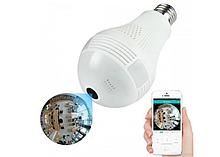 Камера IP WIFI видеонаблюдения в виде лампочки