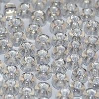 Бисер Preciosa Чехия №48102 1г, прозрачный глазурированный