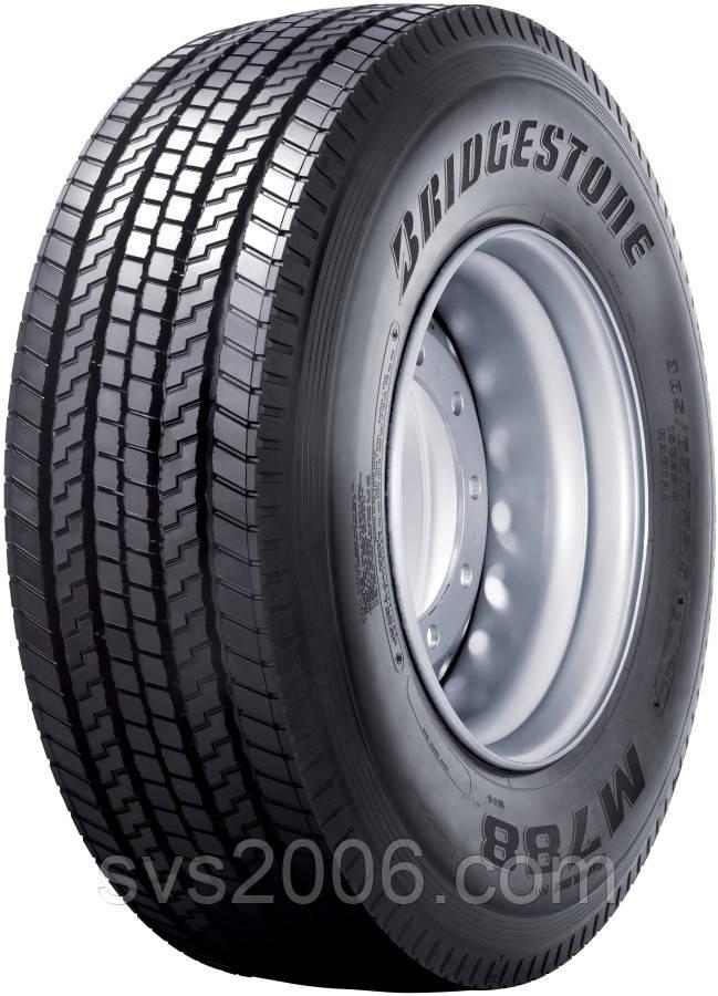 Bridgestone Шина грузовая M788 295/80R22,5 универсальная ось
