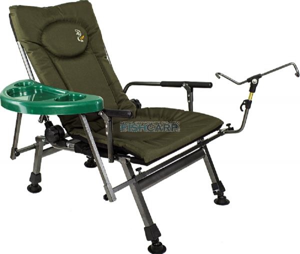 Кресло карповое складное Elektrostatyk F5R ST/P Польша