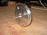 Нержавеющий фланец плоский 08Х18Н10 DN 80 РУ16 (Труба 88,9 мм), фото 2