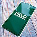 Защитное стекло Sklo 5D Samsung A51 Black, фото 3
