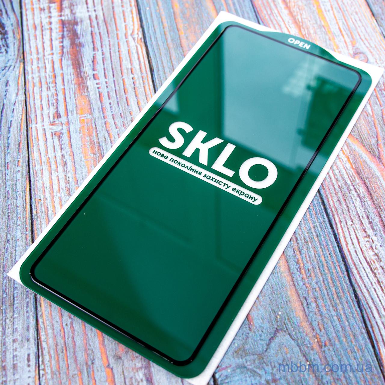 Sklo 5D Samsung A51 Black