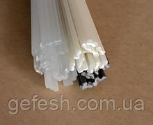 Пластиковые сварочные стержни палочки 200 мм ABS PP PVC PE 50 шт для пайки пластика