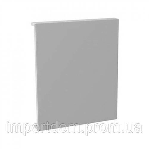TWINS зеркало 60*60*7 см белый глянец (пол.)