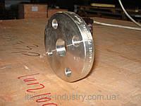 Фланец нержавейка под сварку 04Х18Н9 DN 100 (Труба 114,3 мм) РУ16