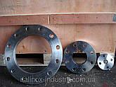 Фланец нержавейка под сварку 04Х18Н9 DN 100 (Труба 114,3 мм) РУ16, фото 3