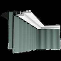 C394 профиль для штор,карнизы Orac Decor  200 x 9,5 x 3 см