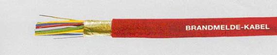 Кабель негорючий J-Y(St)Y 2x2x0,8
