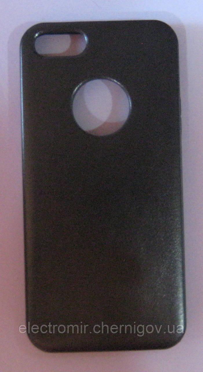 Чехол-бампер для телефона IPhone 5,5S,5G (черный)