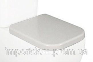 ORLANDO сиденье для унитаза твердое slow closing метал крепл (исп)