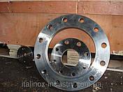 Фланец нержавеющий 08Х18Н10 DN 150 PN = 16 (Труба 159 мм), фото 2