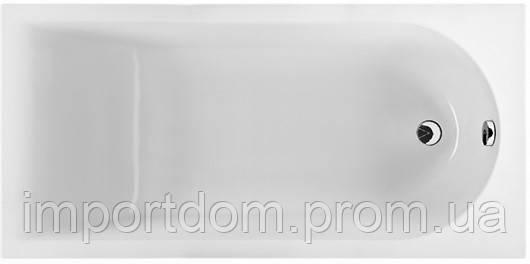 MIRRA ванна 150*75см прямоугольная , с ножками SN0 и элементами крепления