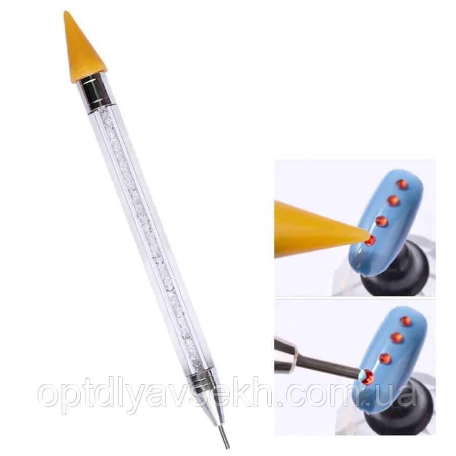 Воскова ручка для страз
