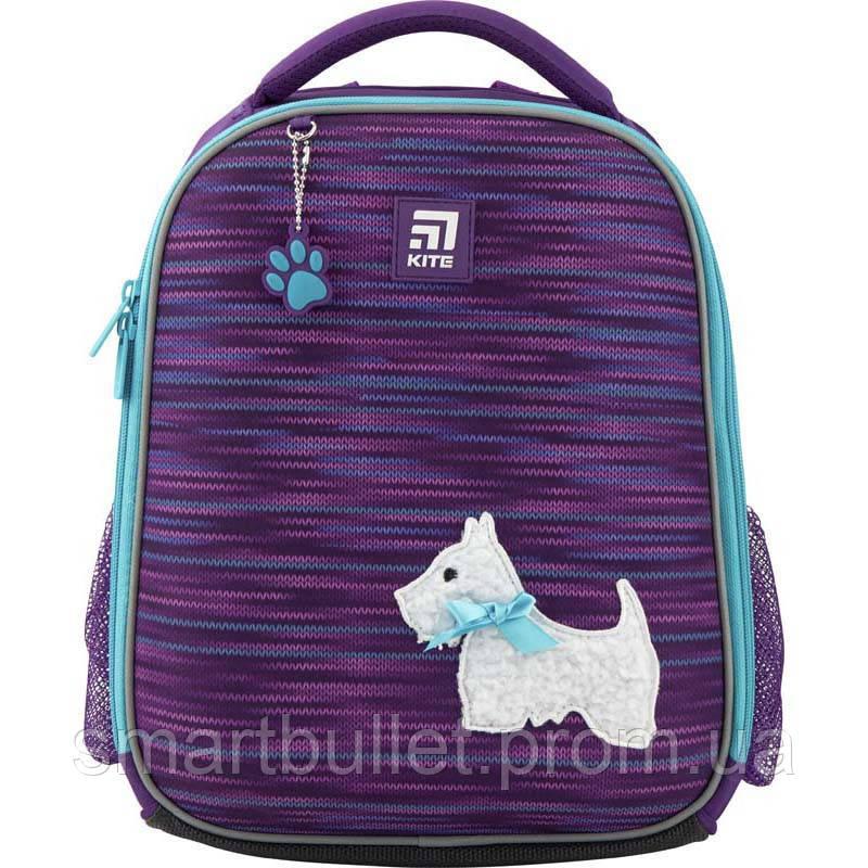 Ранець шкільний ортопедичний Kite Education Cute puppy K20-555S-3