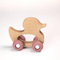 Деревянная игрушка SLINGOPARK «Уточка»