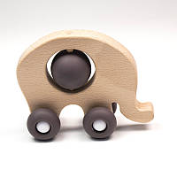 Деревянная игрушка SLINGOPARK «Деревяшка Слон»