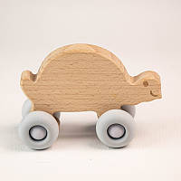 Деревянная игрушка SLINGOPARK «Черепашка»