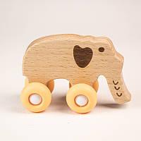 Деревянная игрушка SLINGOPARK «Слоник»