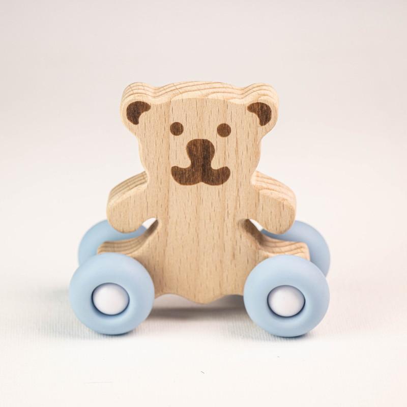 Деревянная игрушка SLINGOPARK «Мишка»