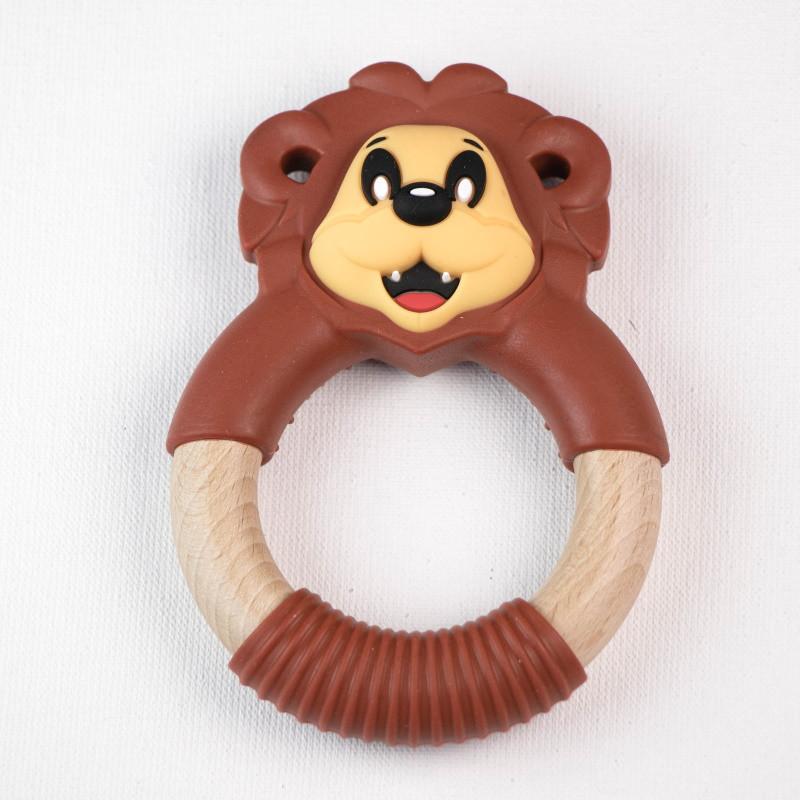 Прорезыватель для зубов SLINGOPARK «Лев»