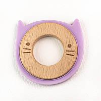 Прорезыватель для зубов SLINGOPARK «Котик»