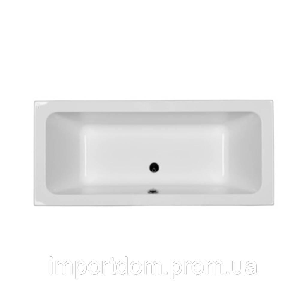 MODO ванна 170*75см прямоугольная, центральный слив, с ножками SN7