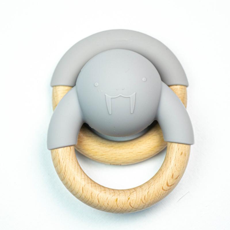 Набор прорезывателей для зубов SLINGOPARK «Морж»