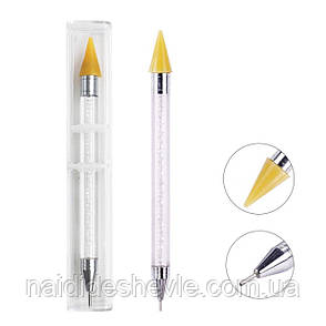 Воскова ручка для страз, фото 2