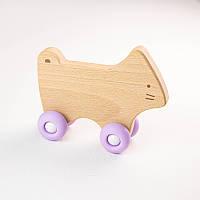 Деревянная игрушка SLINGOPARK «Котик»