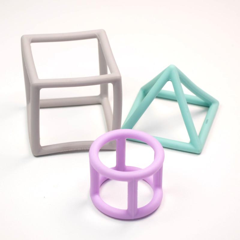 Набор геометрических прорезывателей SLINGOPARK