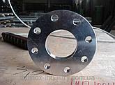 Нержавеющий фланец DN 200 Ру = 16 (Труба 219,1 мм), фото 2