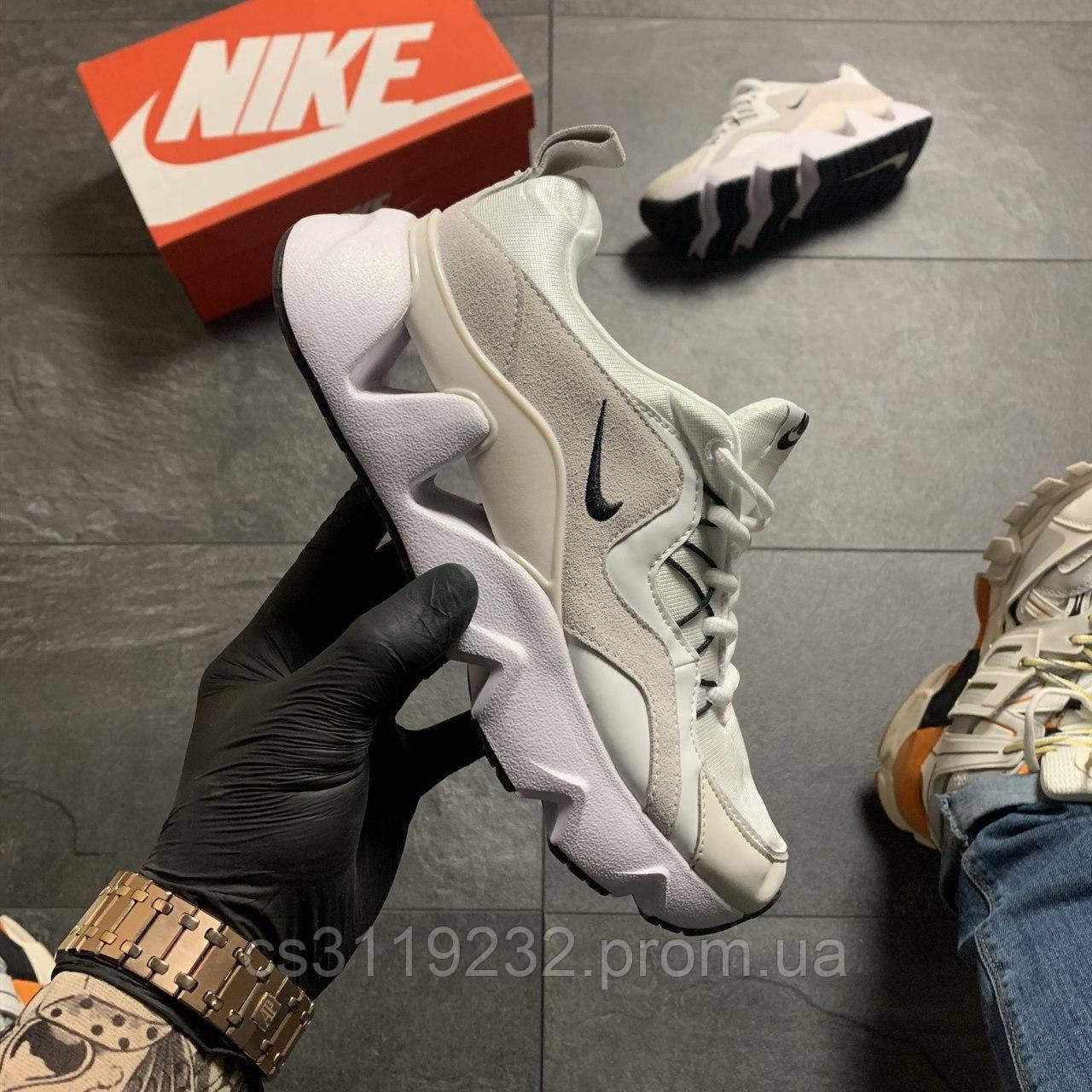 Жіночі кросівки Nike RYZ 365 Grey (сірі)