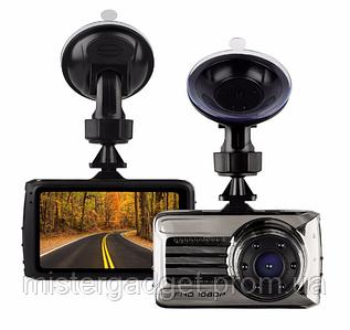 Автомобильный видеорегистратор DVR T666G