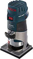 Фрезер для обробки країв Bosch GKF 600 Professional + набір аксесуарів (0.6 кВт) (060160A101)
