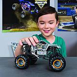 Hot Wheels Monster Jam Внедорожник джип Макс-Д 1:24 Scale 20108313 Max D Monster Truck Die-Cast Vehicle, фото 4